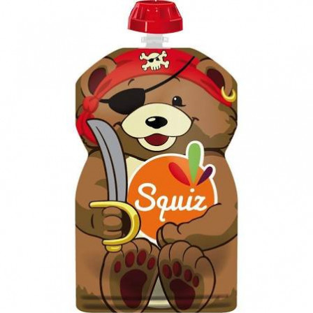 Water bottle reusable Squiz at the unit Bears Carnival