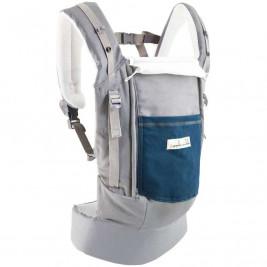 Pack PhysioCarrier JPMBB  éléphant poche bleu paon