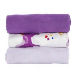 Blanket lot of 3 maxi-langes Tula Prance