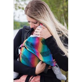 Buzzidil Versatile XL Rainbow Feathers