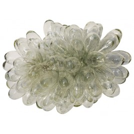 "Lamp ""cluster"" blown glass"