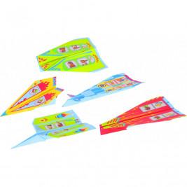 Avions de papier Goki