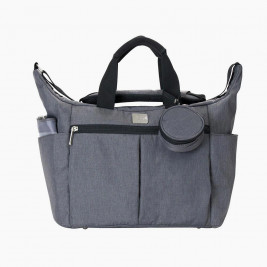 Diaper bag Ergobaby Walk in the Park Grey