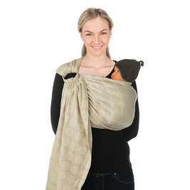 Baby carrier Sling BB-Sling Babylonia Limited Edition Almondine