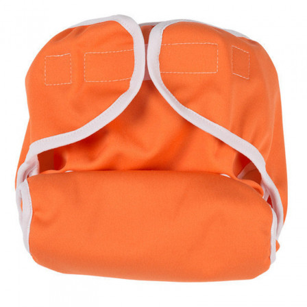 Culotte de protection à velcros So Protect P'tits Dessous Orange