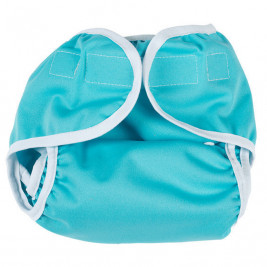 Panties protective velcro So Protect P'tits Dessous Turquoise