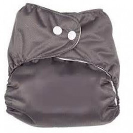 P'tits Dessous So Easy Grey, reusable nappy without insert