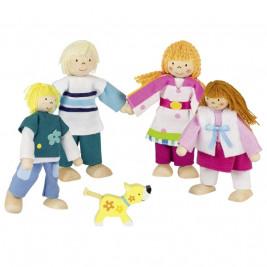 Famille, poupées flexibles Susibelle Goki