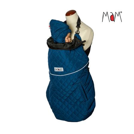 MaM babywearing Cover - Deluxe Flex black