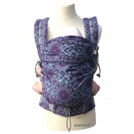 P4 Babysize LLA Jacquard Taiga Purple