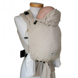 Storchenweige Baby carrier Naturel