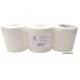 Lot of 3 rolls of protective paper layer washable P'tits Below