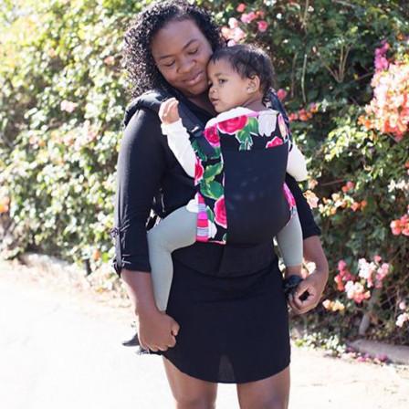 Porte-bébé TULA Toddler Coast Juliette Micro aéré