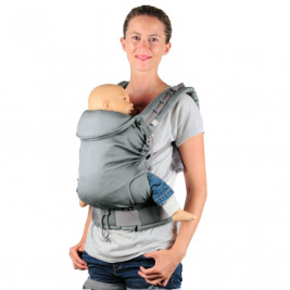 Porte-bébé P4 LLA Daïcaling Titane
