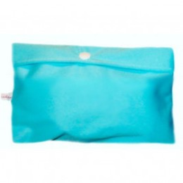 Pochette de transport SHL imperméable Toudoo Natura petite turquoise