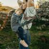 Boba X Grey Porte-bébé physiologique