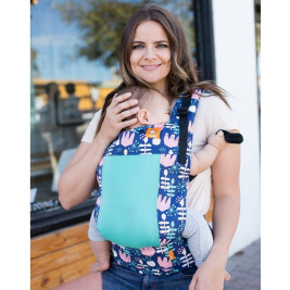 Tula Standard Coast Twilight Tulip - carrier Micro-ventilated