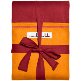 JPMBB Red Maple pocket-Saffron scarf Original