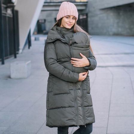 Love And Carry Manteau De Portage 3 En 1 Olive