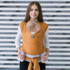 Love And Carry Stretchy Baby Wrap Honey