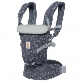 Ergobaby Adapt Grey Elephants