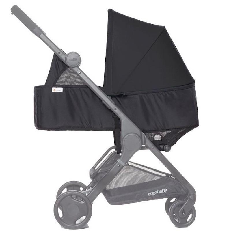 Bebe Confort 6/Mois jusqu a 18/kg Grise Ergobaby Metro Poussette Compacte Pliable Legere avec Position Couchee
