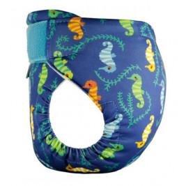 Totsbots Maillot de bain couche Swim Wee Seahorses