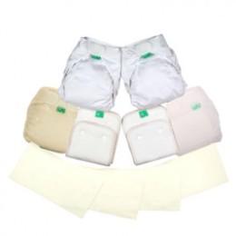Totsbots Kit d'essai couches lavables