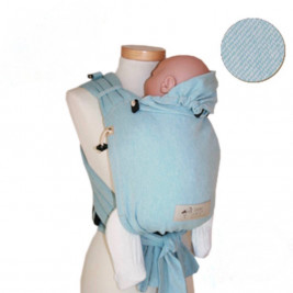 Storchenwiege BabyCarrier SLIM Aqua