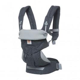 Baby carrier Ergobaby 360 Grey Starry