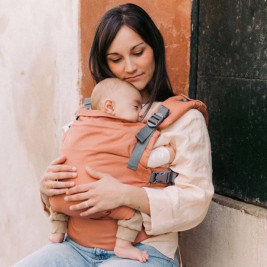 Boba X Apricot - baby-carrier Scalable Limited Series