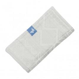 Fidella Cubic Lines pale grey - Protect-shoulder straps