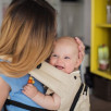 Necklace babywearing and breastfeeding Santiny Love and Carry