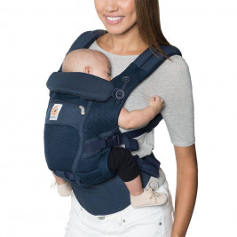 Ergobaby Baby carrier Cool Air Mesh Deep Blue