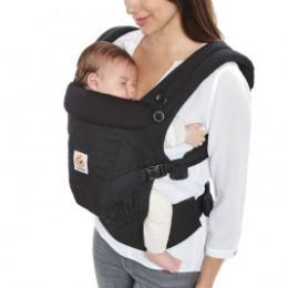 Ergobaby Baby carrier Adapt Black
