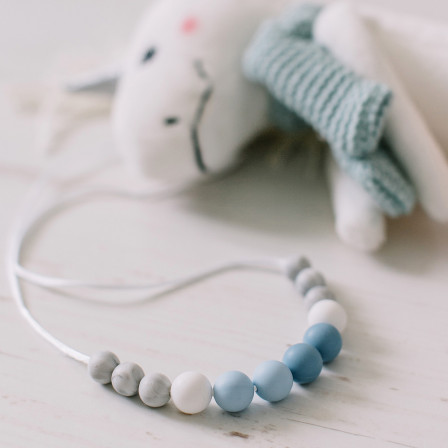 Love And Carry Harmony Collier de portage en silicone alimentaire