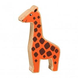 Girafe en bois Lanka Kade