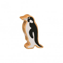 Pingouin en bois Lanka Kade
