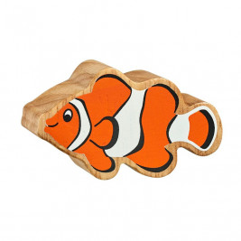 Clown fish wooden Lanka Kade