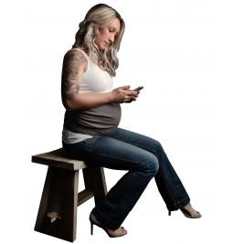 Headband pregnancy Anti-electromagnetic waves