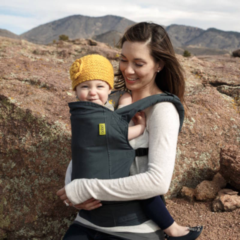 Boba Classic 4gs Midnight Organic Cotton Baby Carrier