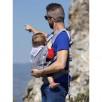 Love Radius (JPMBB) PhysioCarrier Tout Gris Eléphant poche Eléphant