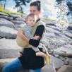 Néobulle Écharpe de Portage Jungle Seacell Olive 4m60