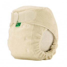 Tots bots Bamboozle cloth diaper - natural