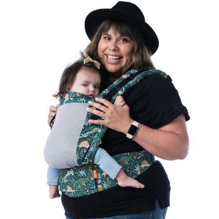 Tula Free To Grow Coast Land Before Tula - baby-carrier Scalable Micro-ventilated