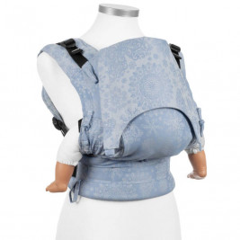 Fidella Fusion Babysize Iced Butterfly Bleu Clair
