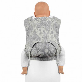 Fidella Fly Tai Iced Butterfly Grey size toddler meï-taï