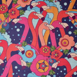 Rose And Rebellion Big Kid Flamingo Flamboyance
