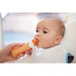 Infantino Gourde Squeeze Réutilisable