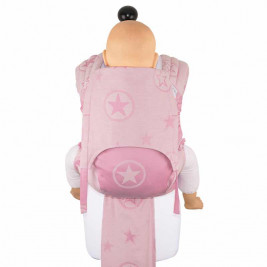 Fidella Fly Tai Outer Space candy pink (size-toddler) - Porte-bébé Meï-taï